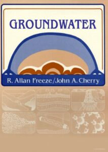 Cover of the book Groundwater by Freeze and Cherry
