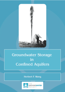 Cover of the book Groundwater Storage in Confined Aquifers