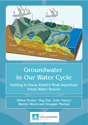 Cover of the book Groundwater in Our Water Cycle