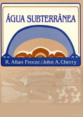 Capa do livro Água Subterrânea de Freeze e Cherry