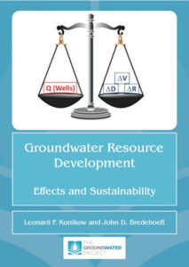 Cover of the book Groundwater Resource Development