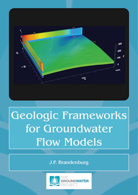 Book cover for Geologic Frameworks for Groundwater Flow Models