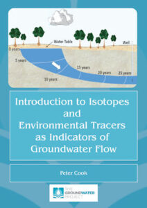 Book cover for Introduction to Isotopes and Environmental Tracers as Indicators of Groundwater Flow