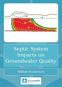 Book cover for Septic system Impacts on Groundwater Quality