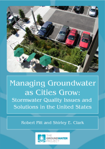 Book cover for Managing Groundwater as Cities Grow: Stormwater Quality Issues and Solutions in the United States